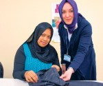 İSMEK Tesettur Giyim Tasarimcilari Yetiştiriyor