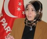 BaskanNisa Zeynep Erbakan Istifa Etti